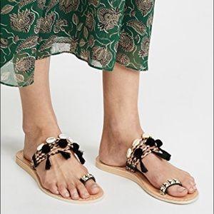 Anthropologie Cocobelle Kopi Sandals
